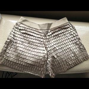 EMPORIO ARMANI shorts - Champagne glamour color!